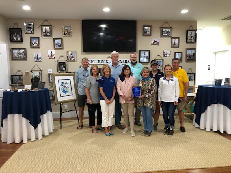 2020 Dr. Joseph T. Barwick Civic Award