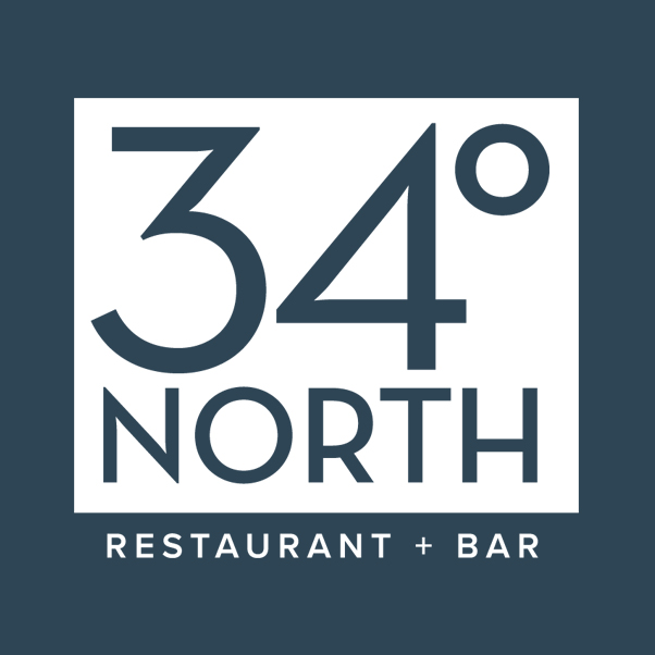 34° North Restaurant Logo