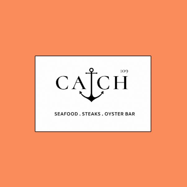 Catch 109 Logo