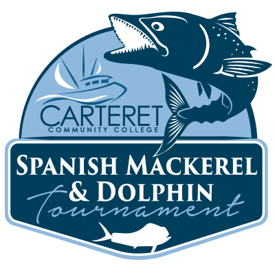 Spanish Mackerel & Dolphin Tournament Logo
