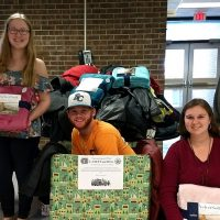 Spreading Warmth with a Coat Drive