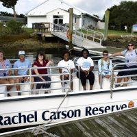 Rachel Carson Reserve Excursion