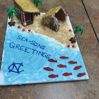 Gingerbread House Creation