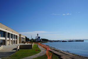 Carteret CC shoreline