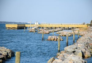 Carteret Community College Walking Trail