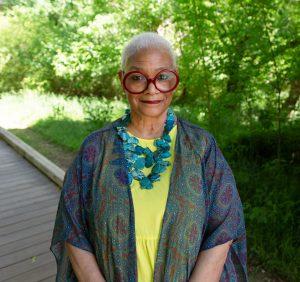 North Carolina Poet Laureate, Jaki Shelton Green